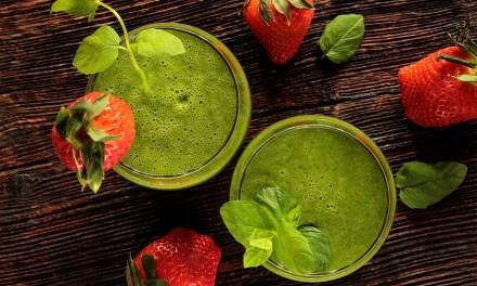 Green smoothie: Vibration Pétillante – Marion Eberschweiler