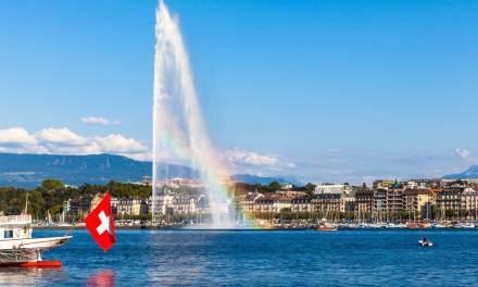 Concours! Suisse: Genève offre 1000 nuits gratuites pour deux dans ses hôtels de luxe cet été