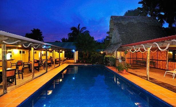Hôtel sur une île paradisiaque à gagner à la tombola