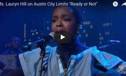 """Vidéo : 20 ans après, Lauryn Hill chante """"Ready or Not"""" des Fugees"""