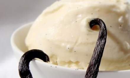 Recette glace vanille vegan sans lait ni sucre raffiné