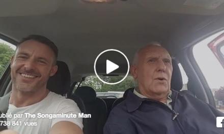 Ce père souffre de la maladie d'Alzheimer. Ce que son fils fait pour lui a ému plus de 3 millions de personnes sur Facebook.