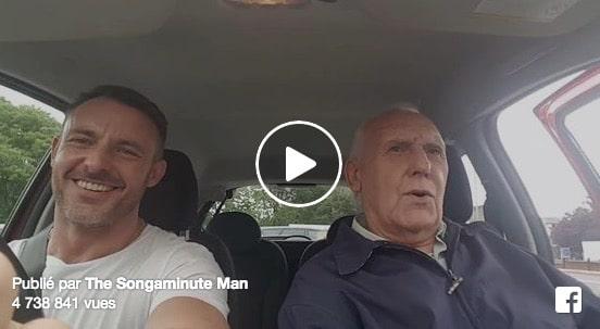 Ce père souffre de la maladie d'Alzheimer. Ce que son fils fait pour lui a ému plus de 5 millions de personnes sur Facebook.