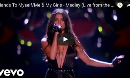 Hands To Myself/Me & My Girls – Medley (Live from the Victoria's Secret 2015 Fashion Show) Selena Gomez