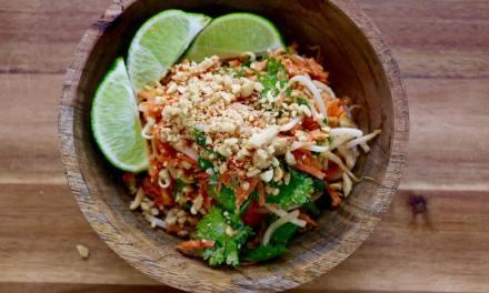 Recette – Salade Thaï
