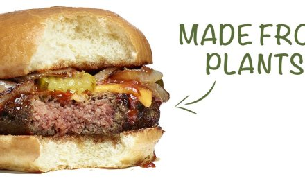 Impossible Foods va révolutionner le Hamburger végétarien.