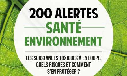 «200 ALERTES SANTÉ ENVIRONNEMENT»  Les substances toxiques à la loupe.  Quels risques et comment s'en protéger ?  DR PIERRE SOUVET  PRÉFACE DE NICOLAS HULOT