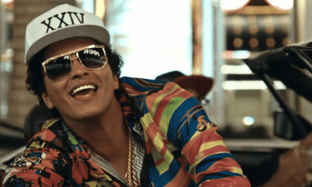Bruno Mars – 24K Magic