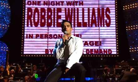 Robbie Williams LIVE au The Royal Albert Hall 2001