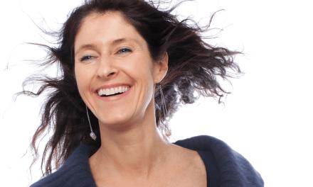 Interview d'Anne Ghesquière, fondatrice du magazine FemininBio et auteure de livres sur le bien-être