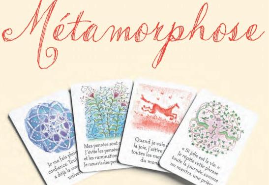Métamorphose – Coffret 84 cartes pour déployer vos ailes et libérer votre potentiel.