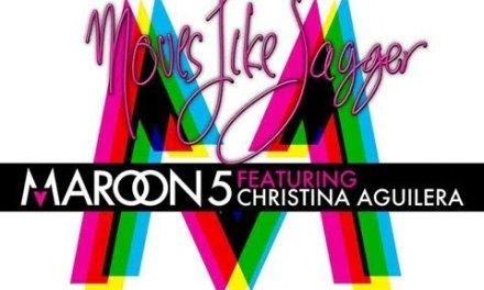 Maroon 5 – Moves Like Jagger ft. Christina Aguilera