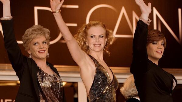 Catherine et Liliane à Cannes