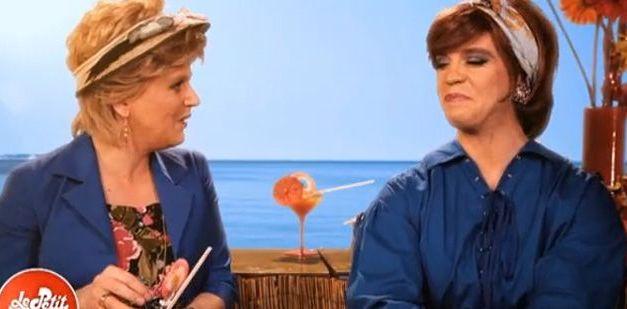 Gros doute sur l'utilisation du hand spinner par Catherine et Liliane.