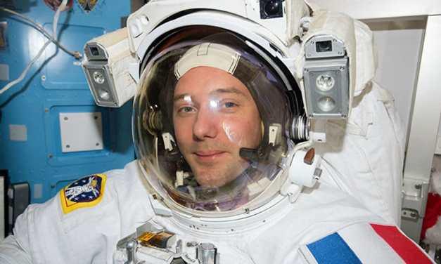 Retour de Thomas Pesquet sur Terre aujourd'hui à 16h00. Ses plus belles images de la Terre prises depuis l'ISS.
