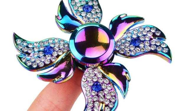 Les plus beaux et les plus fun «hand spinners.»