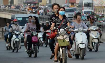 Vietnam – pollution: mobylettes et motos interdites à Hanoï d'ici 2030