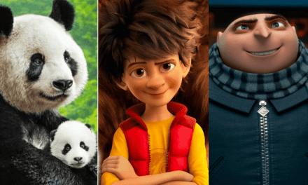 Les 10 films à voir avec vos enfants cet été au cinéma