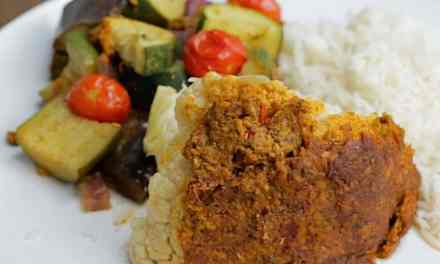 Chou-fleur croustillant au curry