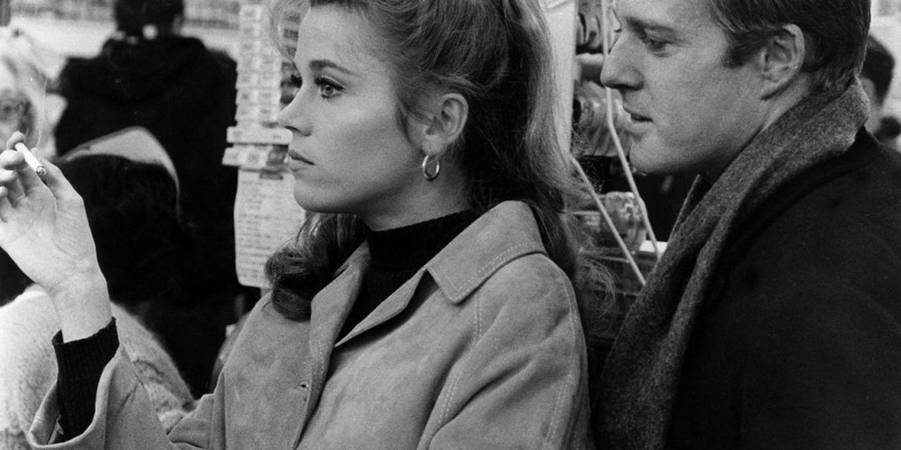 Robert Redford et Jane Fonda, deux légendes à la Mostra de Venise