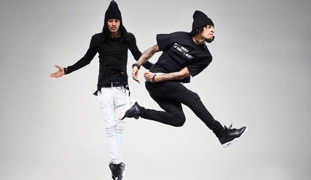 Les célèbres danseurs «Les Twins» ONT GAGNÉ LA FINALE DU «WORLD OF DANCE» ET UN MILLION DE DOLLARS!