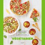Végétarien: le livre de recettes d'Emilie Perrin qui fait du bien.