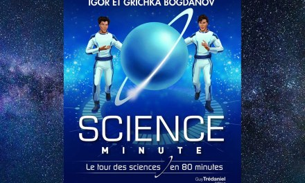 Science Minute. Igor et Grishka Bogdanov vous proposent un tour des sciences en 80 minutes!