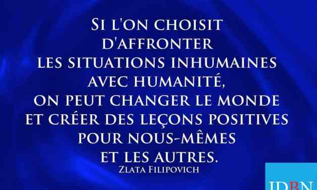 Si l'on choisit d'affronter…