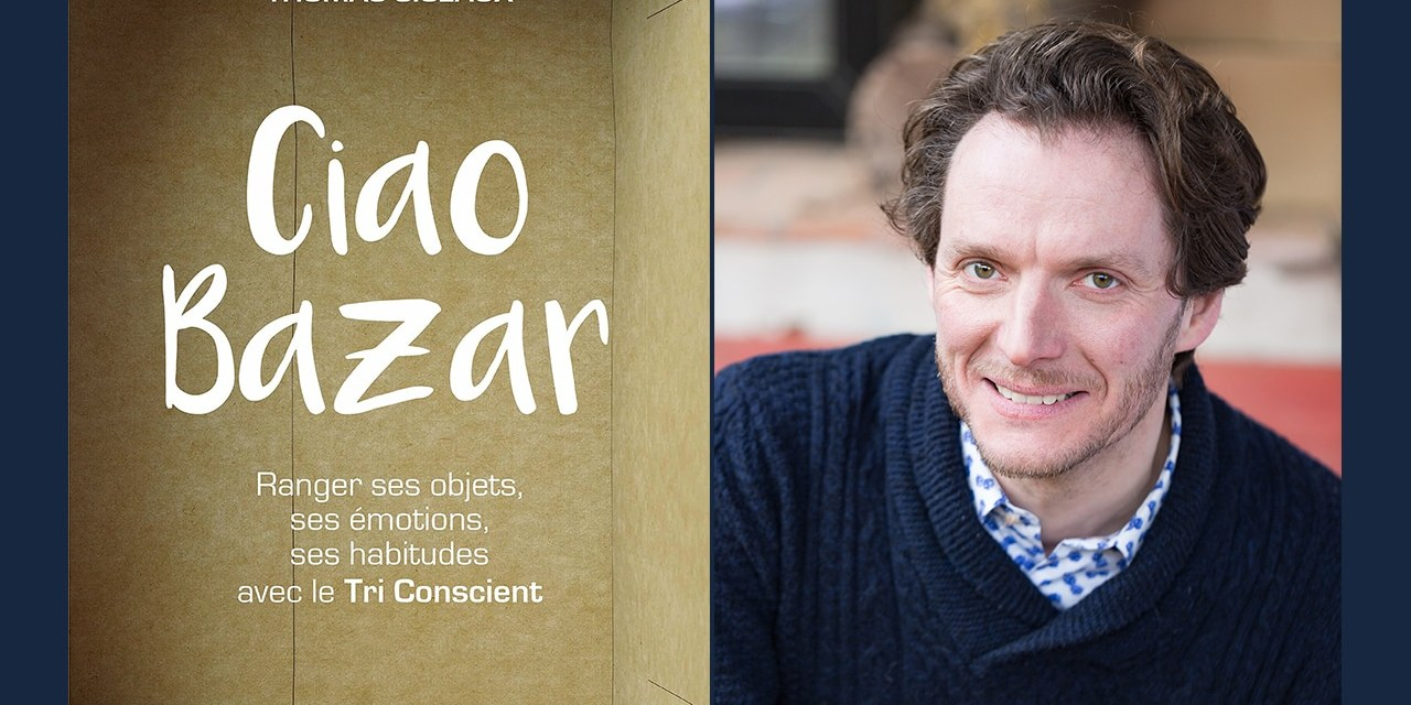 Interview exclusive de Thomas Siceaux, auteur de « Ciao Bazar »