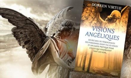 Visions angéliques – Un recueil de témoignages des personnes ayant vu les anges.