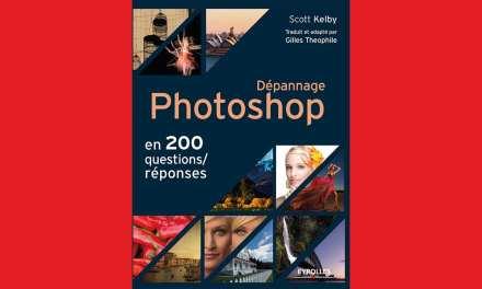 Dépannage Photoshop en 200 questions/réponses.