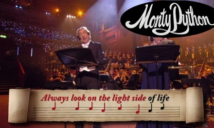 Always Look on the Bright Side of Life Sing-Along – Monty Python