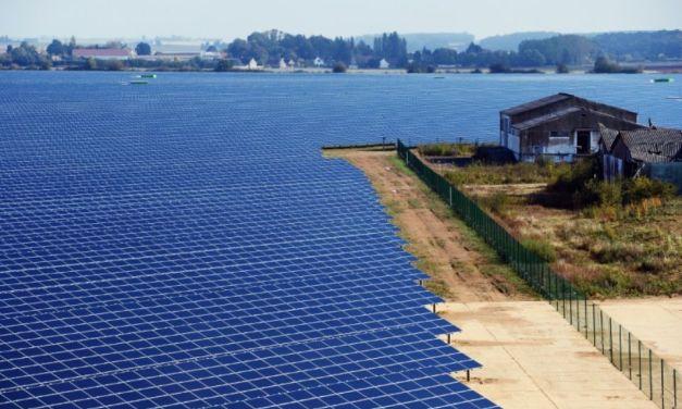 Solaire: EDF veut installer 30 gigawatts en France entre 2020 et 2035