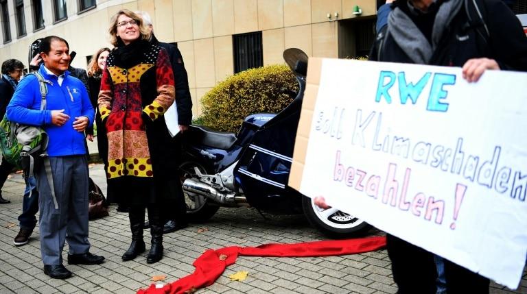 Allemagne : la requête d'un fermier péruvien contre le géant de l'énergie RWE jugée « recevable »