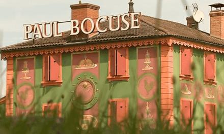 Goûtez voir à l'Auberge du Pont de Collonges Paul Bocuse