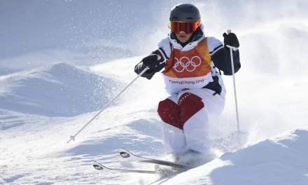 Perrine Laffont décroche l'or en ski acrobatique à Pyeongchang, première médaille de l'équipe de France