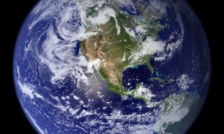 1972, la première photographie de la planète dans sa globalité