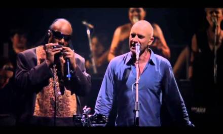 Sting et Stevie Wonder – Brand New Day (Sting 60th Birthday)