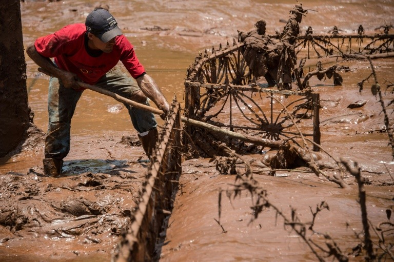 Pollution : le Brésil inflige une amende de 38 millions de dollars au minier Anglo American