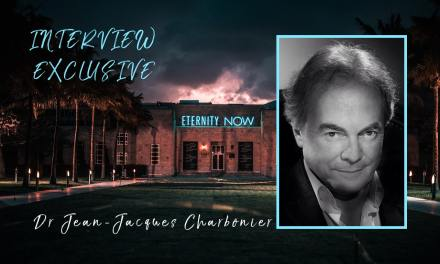Interview exclusive de Jean-Jacques Charbonier, l'homme qui réconcilie la science et la spiritualité.