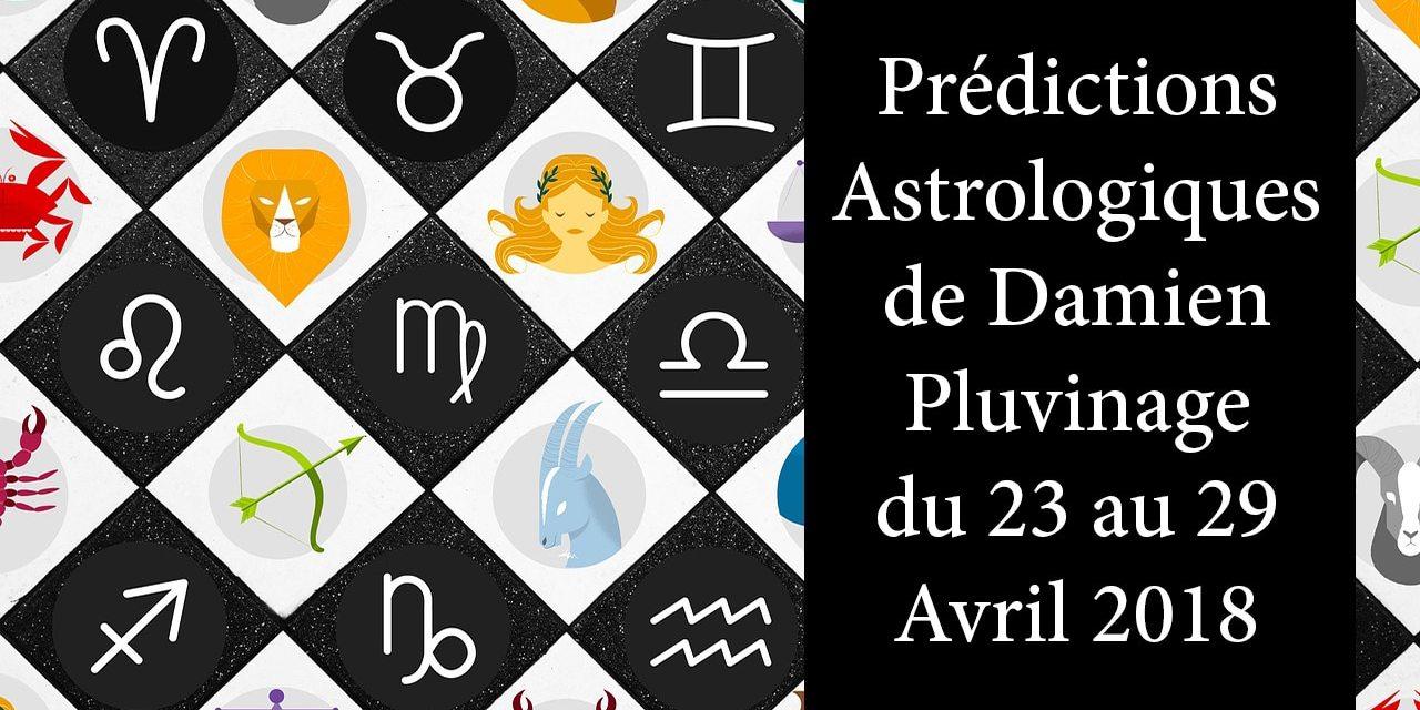PRÉDIC ASTRO DE LA SEMAINE PROCHAINE PAR DAMIEN PLUVINAGE