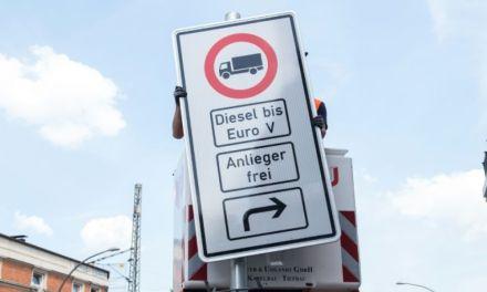 Première interdiction pour le diesel en Allemagne