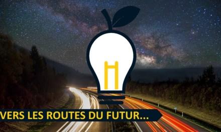 Et si le souffle des voitures éclairait les routes ?