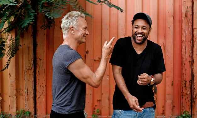 Interview du duo improbable et génial: Sting et Shaggy