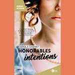 Honorables intentions – Fabiola Chenet