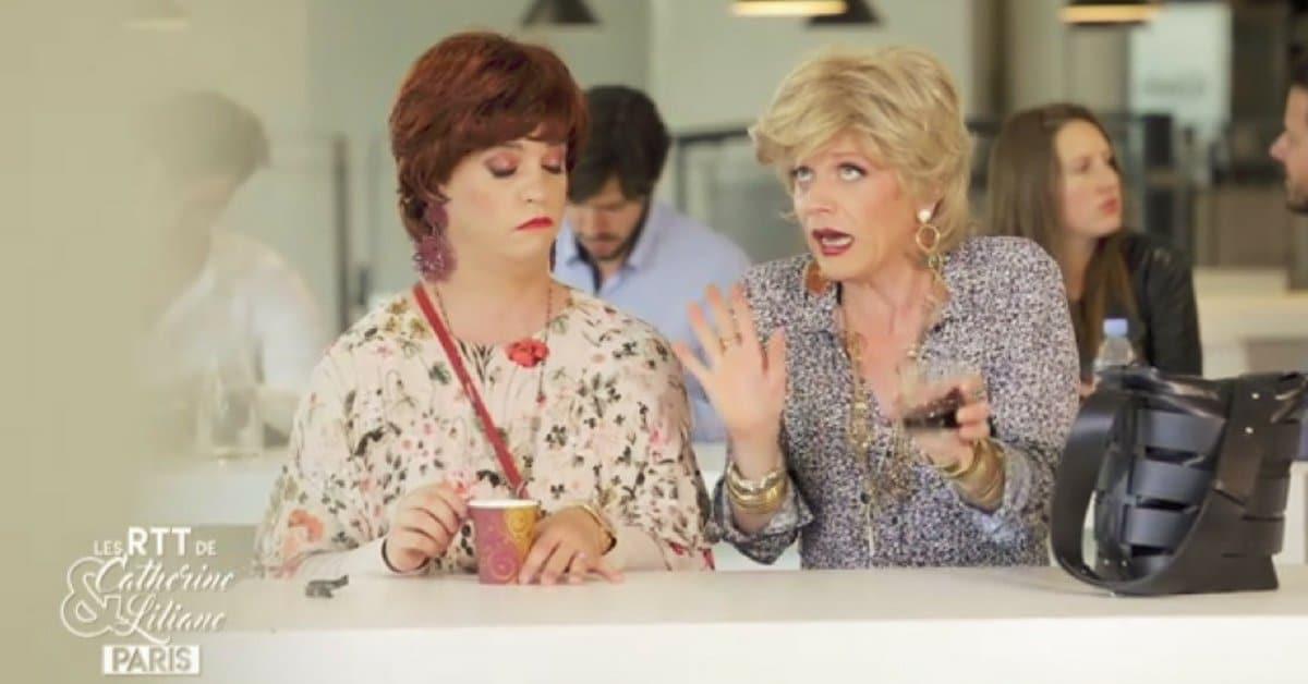 Catherine et Liliane: Arrêtons d'en faire un tabou. Alors, oui, J'AI MES RÈGLES !