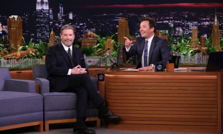 John Travolta vous enseigne le déhanché de Grease – Tonight Show Jimmy Fallon