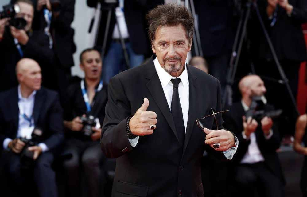 La légende Al Pacino rejoint le casting de Once Upon A Time In Hollywood, le prochain film de Quentin Tarantino!