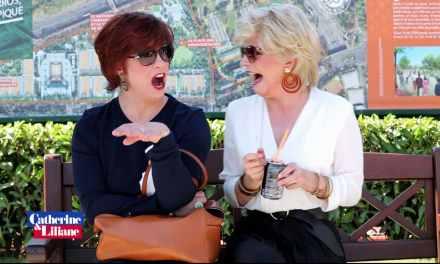 Catherine et Liliane: Quand, malencontreusement, ton nom a «disparu» des listes de ROLAND-GARROS…