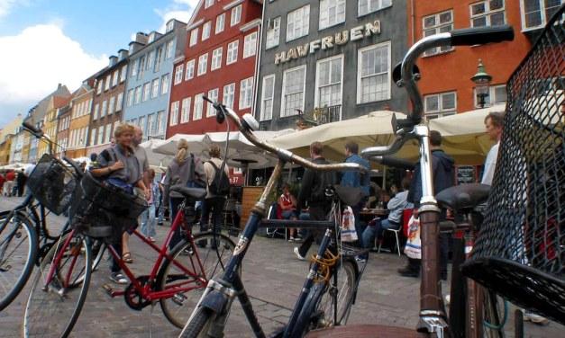 À Copenhague, le vélo supplante la voiture